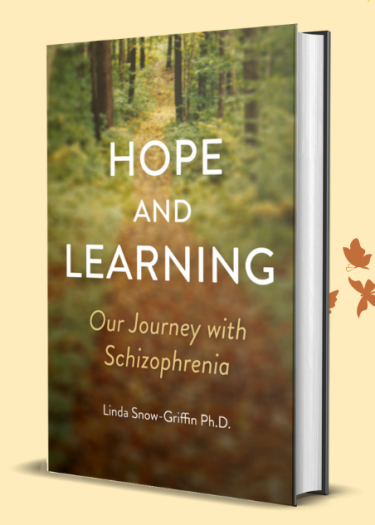 """""""Hope and Learning"""" book cover"""