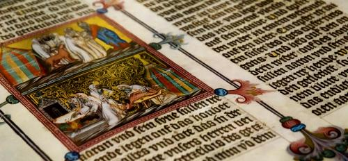 medieval text