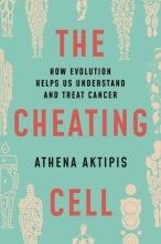 """book cover of """"The Cheating Cell"""""""