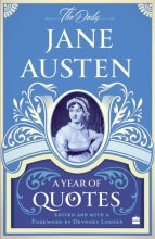 Cover of The Daily Jane Austen (Indian cover) by Devoney Looser
