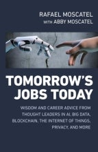 Cover of Tomorrow's Jobs Today co-written by Rafael Moscatel