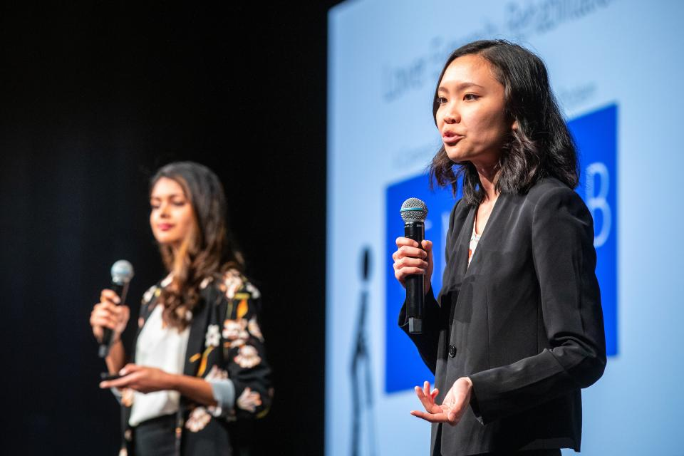 Innovation open presenters