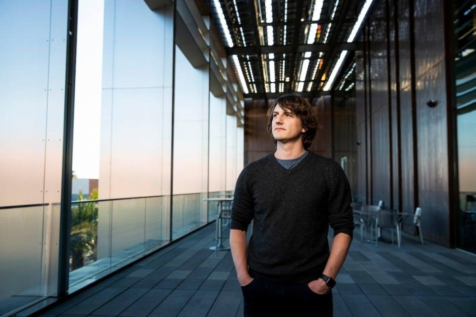 ASU Assistant Professor Adam Doupe
