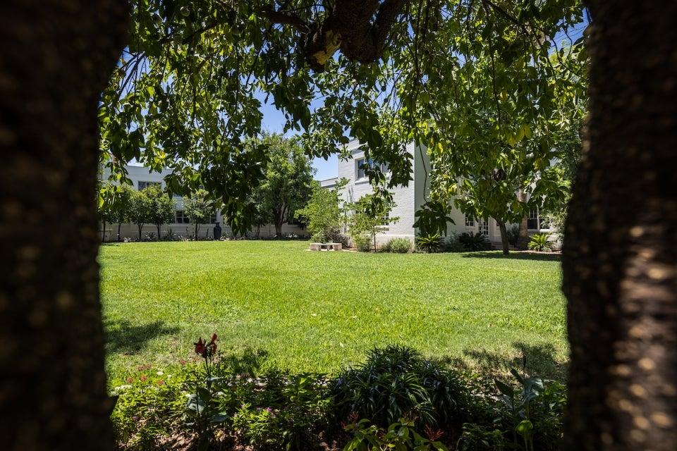 ASU Tempe Secret Garden