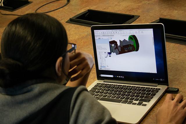 3D printing for the ASU underwater robotics team