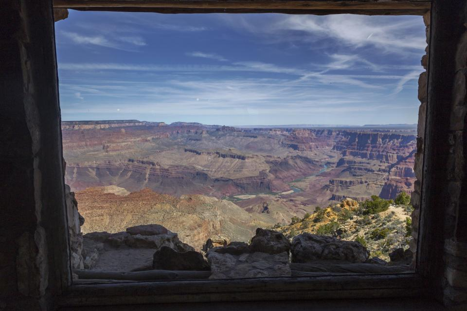Window to Canyon
