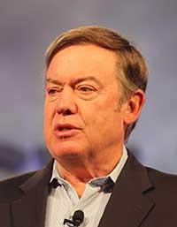 ASU President Michael Crow speaks at ASU GSV Summit