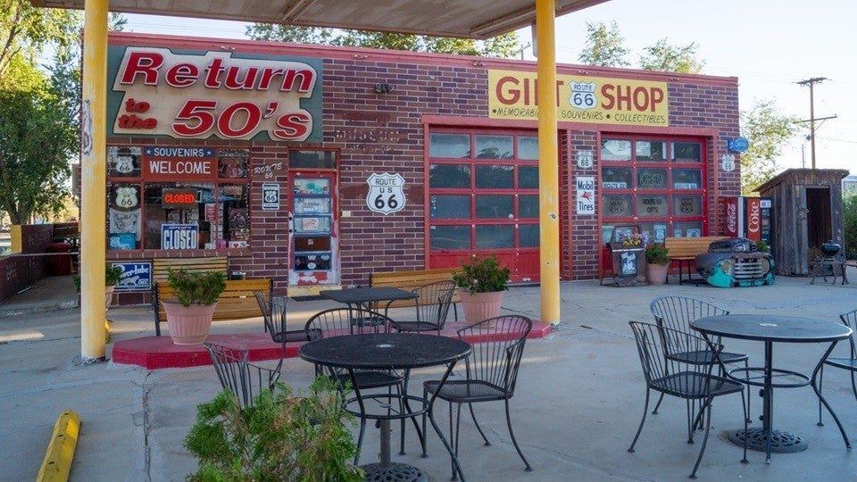 Seligman Gift Shop
