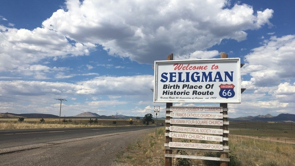 Seligman,Arizona