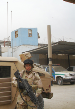Arizona Army National Guard Veteran Vivin Paliath