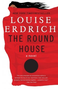 "Book cover for ""The Round House"""